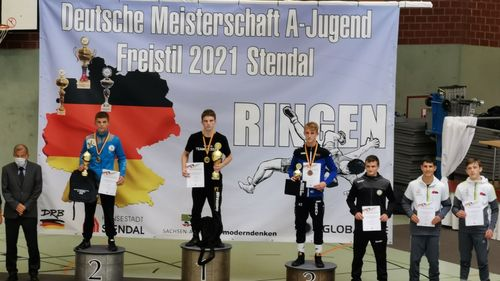 DM A-Jugend 2021 Weilimdorf